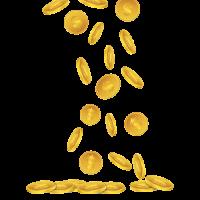coins-rain